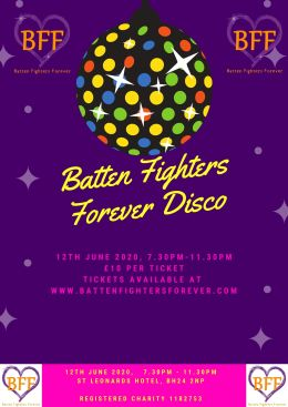 Batten Fighters Forever Disco